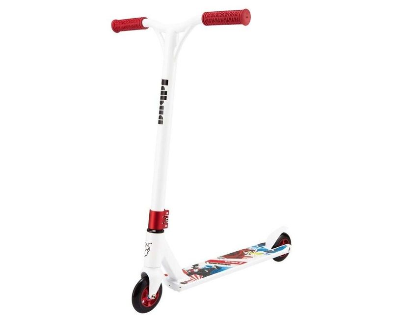 JD Bug MS-118 BMX White