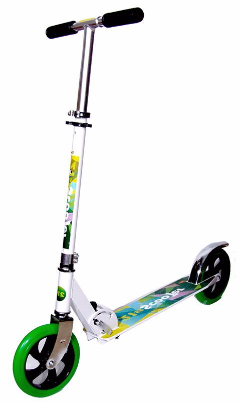 21st Scooter L200 Green